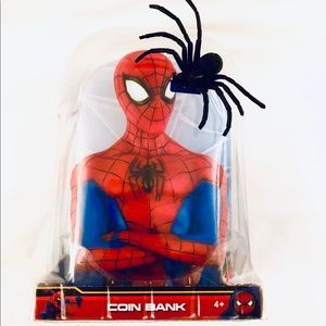 Spider-Man🕷coin Bank